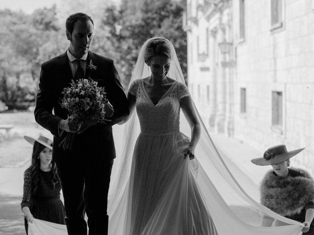 La boda de Marcos y Carmen en Tiedra, Valladolid 48