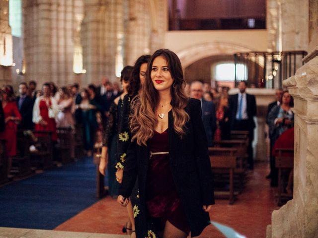 La boda de Marcos y Carmen en Tiedra, Valladolid 55