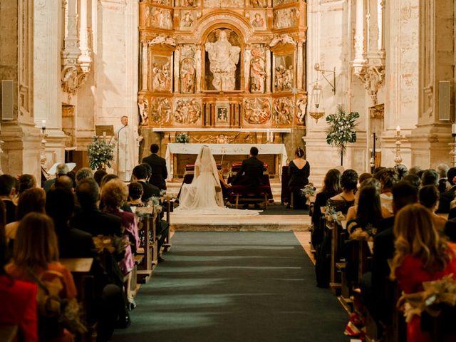 La boda de Marcos y Carmen en Tiedra, Valladolid 61