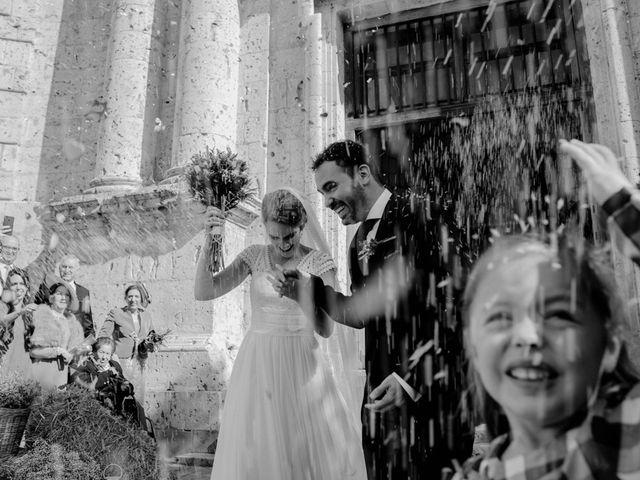 La boda de Marcos y Carmen en Tiedra, Valladolid 65