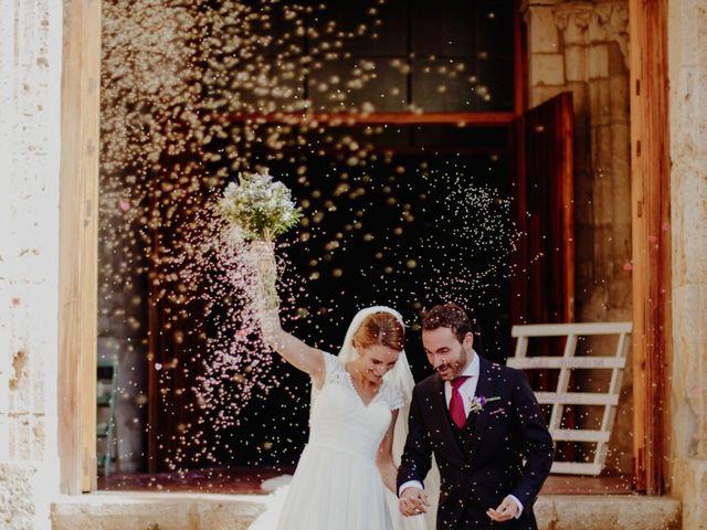 La boda de Marcos y Carmen en Tiedra, Valladolid 66