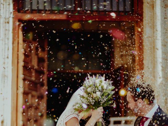 La boda de Marcos y Carmen en Tiedra, Valladolid 68