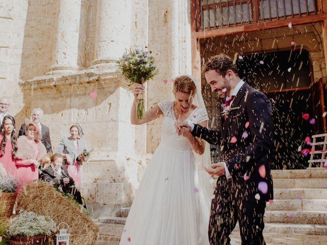 La boda de Marcos y Carmen en Tiedra, Valladolid 69