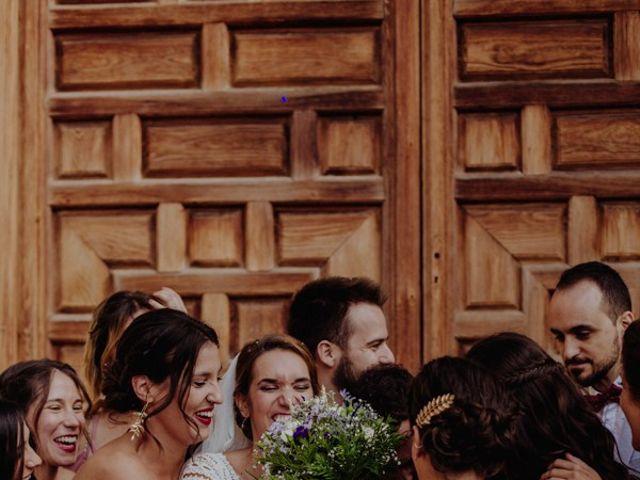La boda de Marcos y Carmen en Tiedra, Valladolid 70