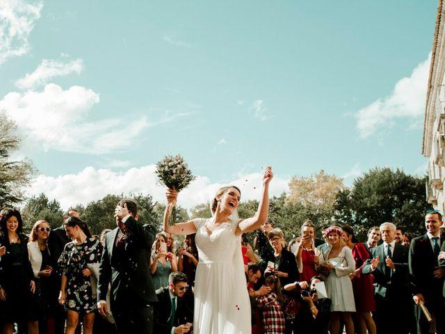 La boda de Marcos y Carmen en Tiedra, Valladolid 1