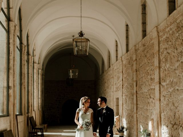 La boda de Marcos y Carmen en Tiedra, Valladolid 74
