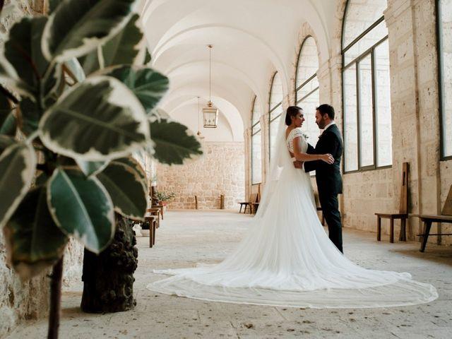 La boda de Marcos y Carmen en Tiedra, Valladolid 80