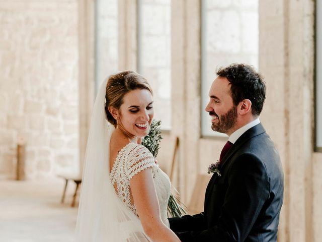 La boda de Marcos y Carmen en Tiedra, Valladolid 82