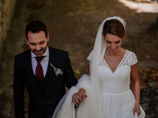 La boda de Marcos y Carmen en Tiedra, Valladolid 85