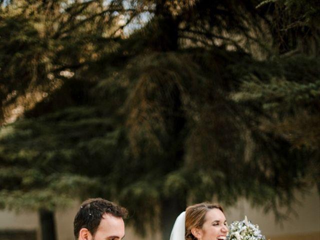 La boda de Marcos y Carmen en Tiedra, Valladolid 86