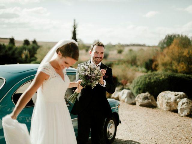 La boda de Marcos y Carmen en Tiedra, Valladolid 87