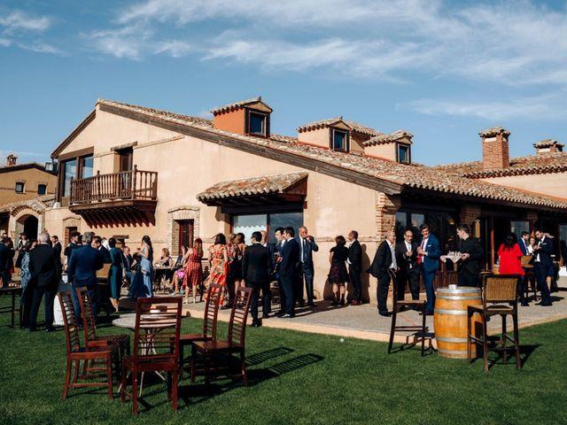 La boda de Marcos y Carmen en Tiedra, Valladolid 88