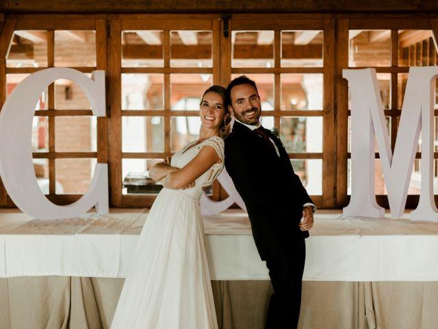 La boda de Marcos y Carmen en Tiedra, Valladolid 90