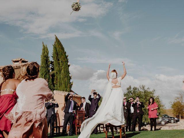 La boda de Marcos y Carmen en Tiedra, Valladolid 92