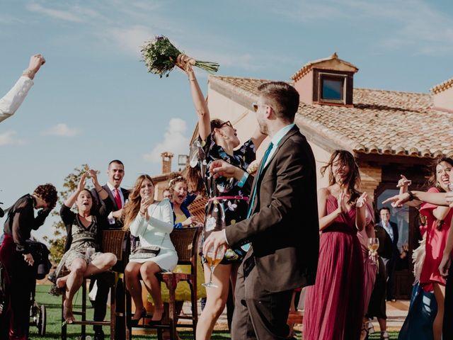 La boda de Marcos y Carmen en Tiedra, Valladolid 93