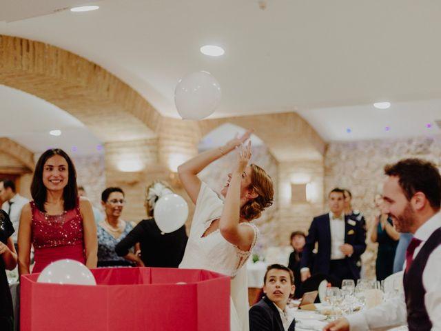 La boda de Marcos y Carmen en Tiedra, Valladolid 96