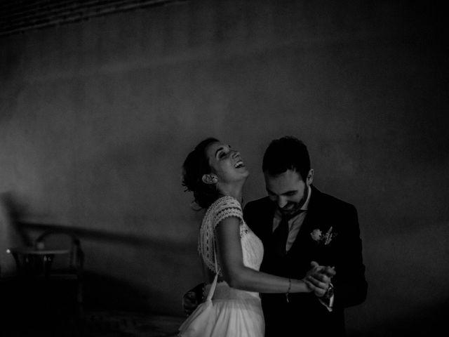 La boda de Marcos y Carmen en Tiedra, Valladolid 98