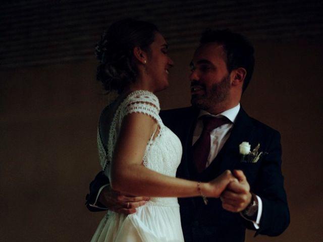 La boda de Marcos y Carmen en Tiedra, Valladolid 100
