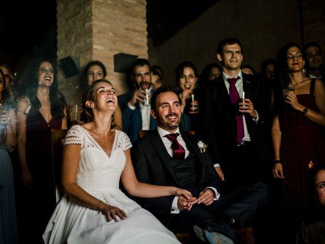 La boda de Marcos y Carmen en Tiedra, Valladolid 101