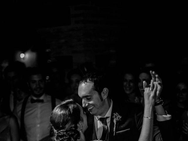 La boda de Marcos y Carmen en Tiedra, Valladolid 104
