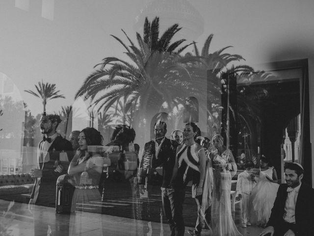 La boda de Yoan y Levana en San Cristóbal de La Laguna, Santa Cruz de Tenerife 51