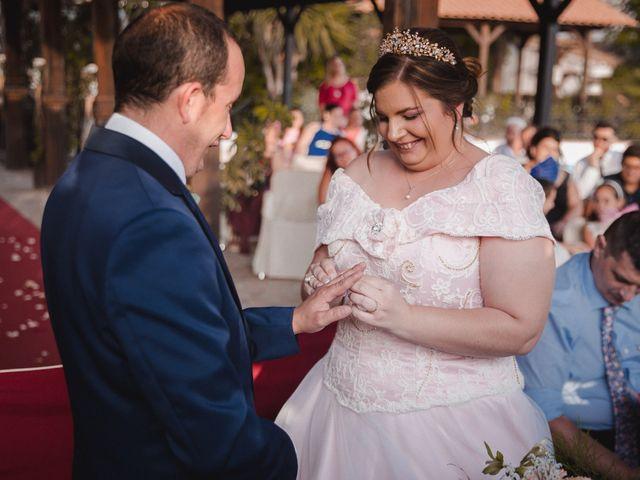 La boda de Carmen y Alfonso en Chiva, Valencia 10