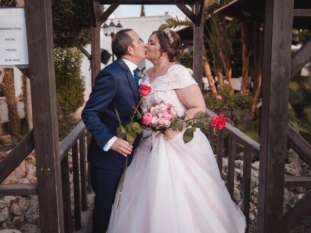 La boda de Carmen y Alfonso en Chiva, Valencia 2
