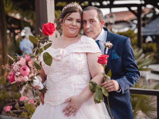 La boda de Alfonso y Carmen