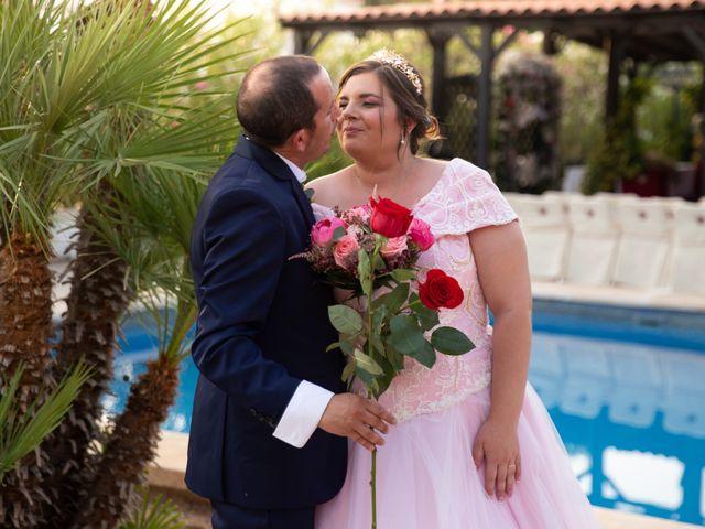 La boda de Carmen y Alfonso en Chiva, Valencia 13