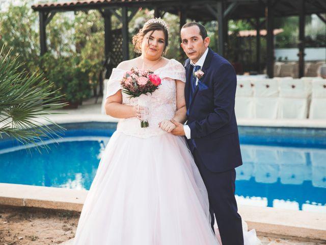 La boda de Carmen y Alfonso en Chiva, Valencia 14