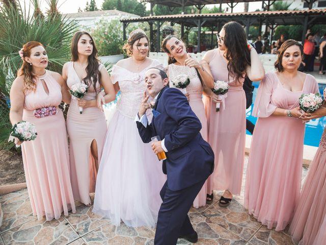 La boda de Carmen y Alfonso en Chiva, Valencia 15