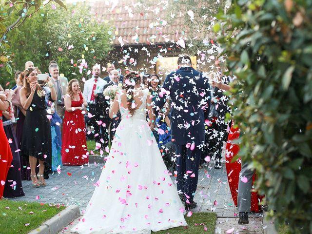 La boda de Josue y Mónica en Torrejon De La Calzada, Madrid 1