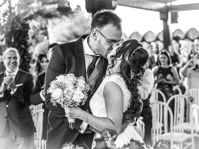 La boda de Josue y Mónica en Torrejon De La Calzada, Madrid 3