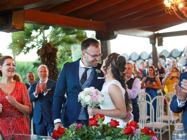 La boda de Josue y Mónica en Torrejon De La Calzada, Madrid 6
