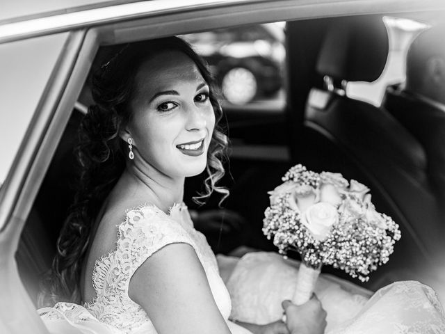 La boda de Josue y Mónica en Torrejon De La Calzada, Madrid 8