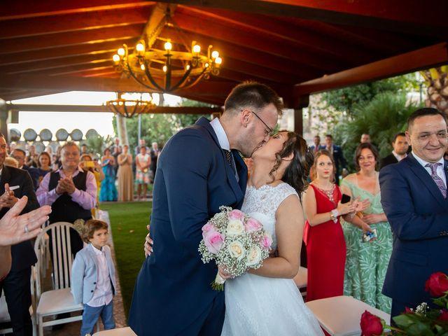 La boda de Josue y Mónica en Torrejon De La Calzada, Madrid 9