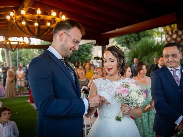 La boda de Josue y Mónica en Torrejon De La Calzada, Madrid 10