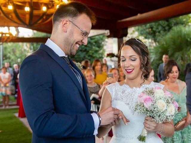 La boda de Josue y Mónica en Torrejon De La Calzada, Madrid 11