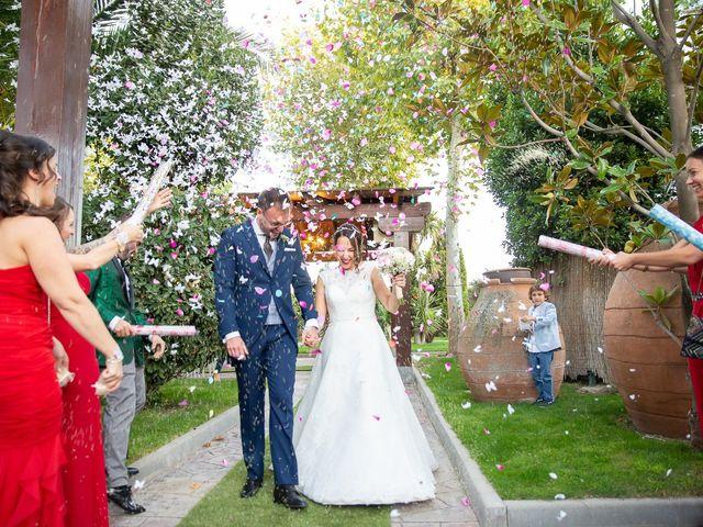 La boda de Josue y Mónica en Torrejon De La Calzada, Madrid 12