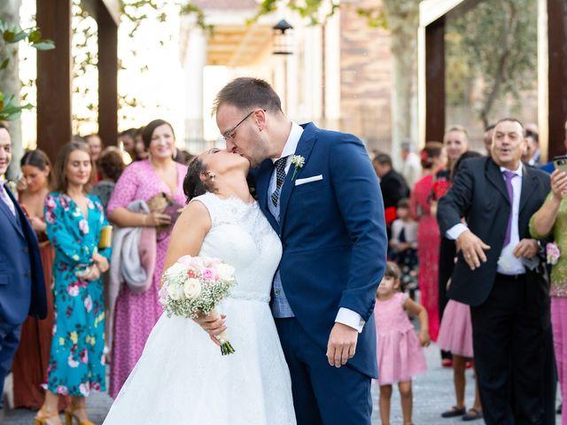 La boda de Josue y Mónica en Torrejon De La Calzada, Madrid 25