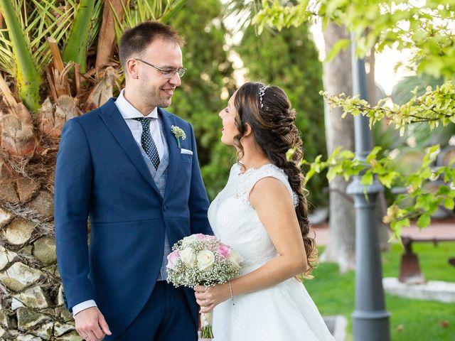 La boda de Josue y Mónica en Torrejon De La Calzada, Madrid 33