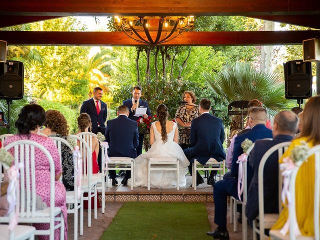 La boda de Josue y Mónica en Torrejon De La Calzada, Madrid 45