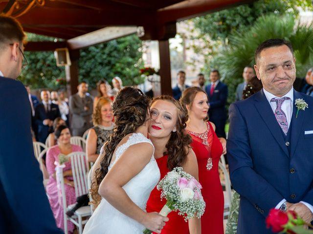 La boda de Josue y Mónica en Torrejon De La Calzada, Madrid 47
