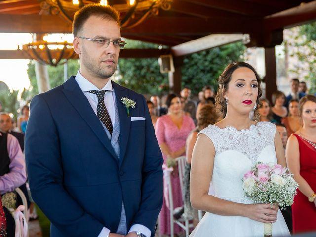 La boda de Josue y Mónica en Torrejon De La Calzada, Madrid 51
