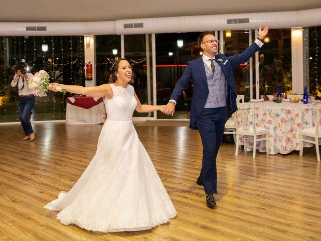 La boda de Josue y Mónica en Torrejon De La Calzada, Madrid 61