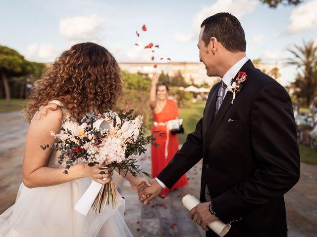 La boda de Javi y Marta en Gava, Barcelona 33