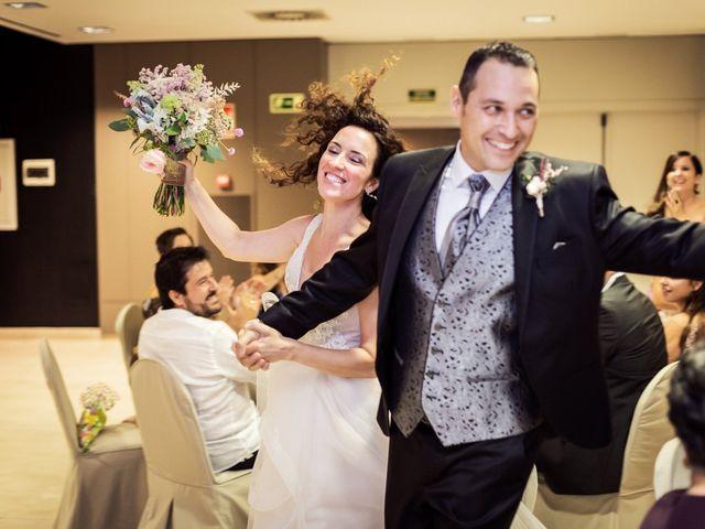 La boda de Javi y Marta en Gava, Barcelona 45