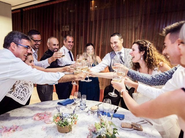 La boda de Javi y Marta en Gava, Barcelona 48