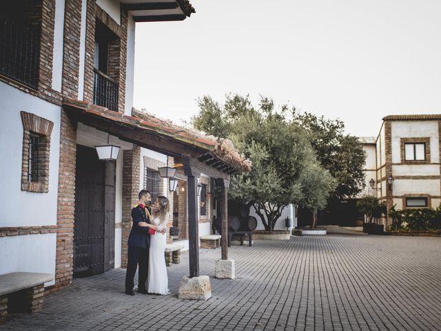 La boda de Ricardo y Sara en Rivas De Jarama, Madrid 5