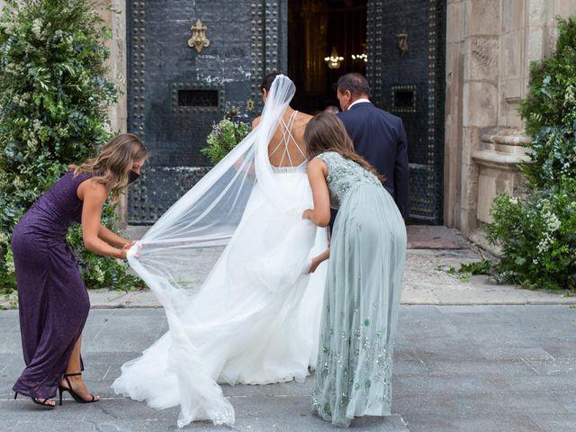 La boda de Antonio y Lourdes en Elx/elche, Alicante 28